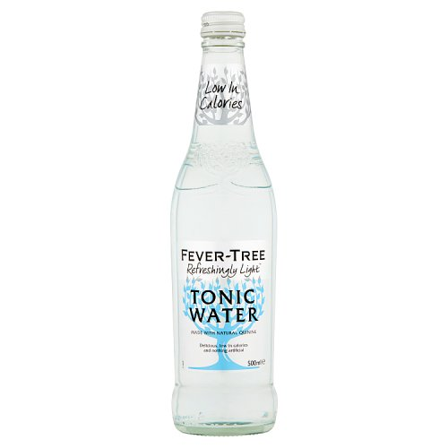 Sugar Water For Christmas Tree: Fever-Tree Naturally Light Indian Tonic Water