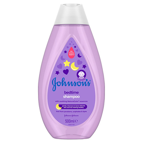 Johnsons Baby Bedtime Relaxing Shampoo
