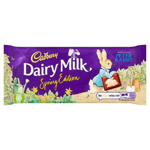 Cadbury Dairy Milk Spring Edition Bar