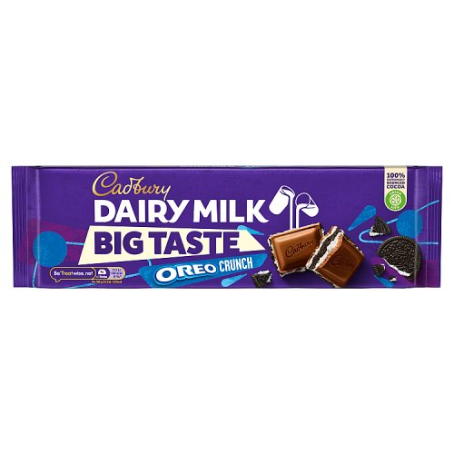 Cadbury Dairy Milk Big Taste Oreo