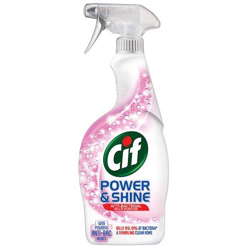 Cif Power and Shine Multi Purpose Antibacterial Spray