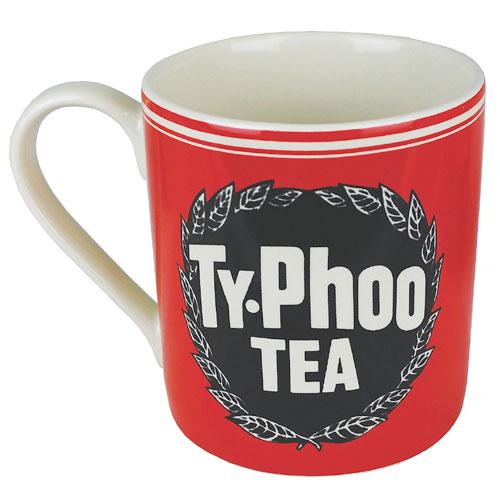Typhoo Tea Mug British Gifts