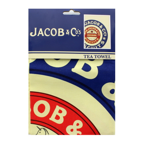 Jacobs Crackers Tea Towel