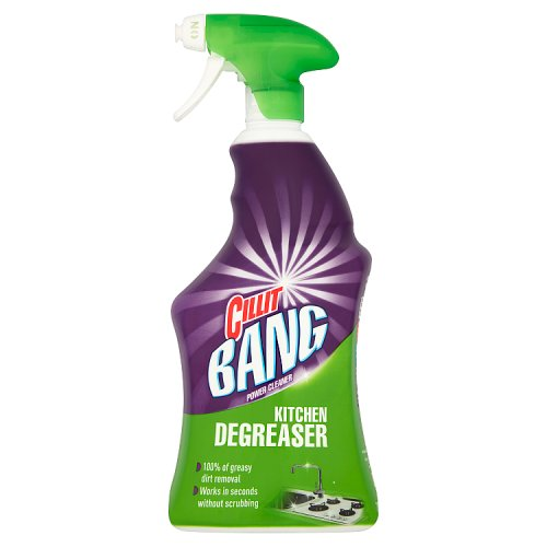Cillit Bang Power Spray Grease & Sparkle