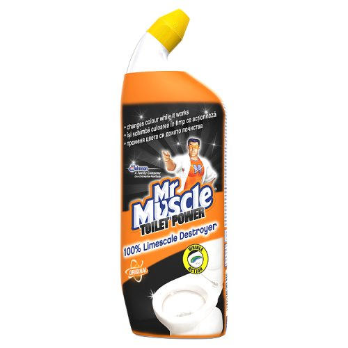 Mr Muscle Toilet Power Household