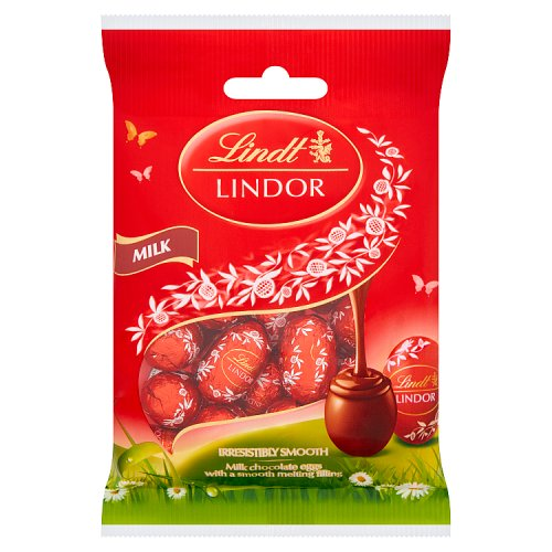 Lindt Lindor Mini Eggs Bag