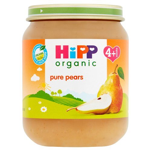 Hipp 4 Month Simply Pears