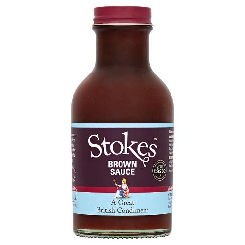 Stokes Real Brown Sauce