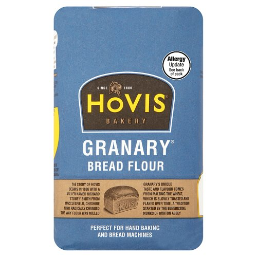 Hovis Malted Brown Granary Flour
