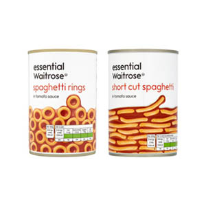 Browse Tinned Pasta
