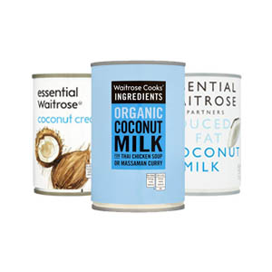 Browse Coconut Milk / Cream