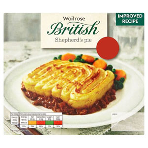 Browse Ready Meals British