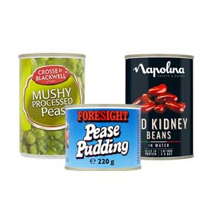 Browse Tinned Pulses
