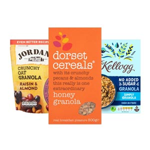 Browse Granola/Clusters