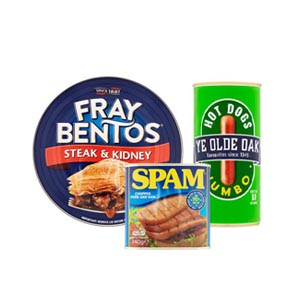 Browse Tinned Meat/Pies