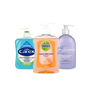 Browse Soap and Handwash