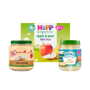 Browse Baby/Toddler Dessert