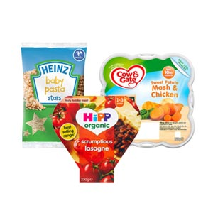 Browse Baby/Toddler Savoury