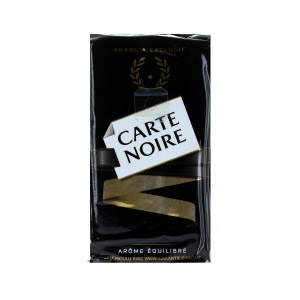 Browse Carte Noire