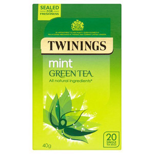 Browse Twinings Green Tea