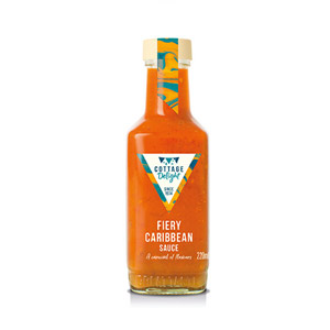 Cottage Delight Fiery Hot Caribbean Sauce