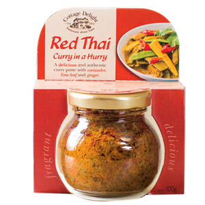 Cottage Delight Red Thai in a Hurry