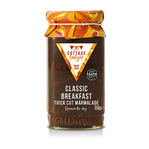 Cottage Delight Classic Breakfast Thick Cut Marmalade