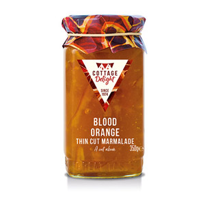 Cottage Delight Blood Orange Marmalade