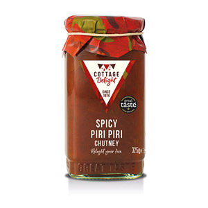 Cottage Delight Piri Piri Chutney