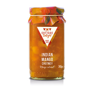 Cottage Delight Indian Mango Chutney