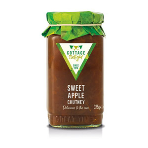 Cottage Delight Sweet Apple Chutney