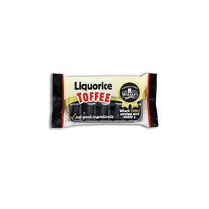 Walkers Nonsuch Liquorice Toffee Bar