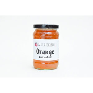 Mrs Picklepot Seville Orange Marmalade