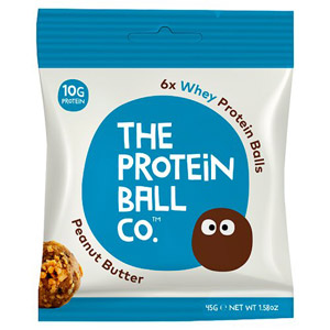 The Protein Ball Co Peanut Butter Protein Balls
