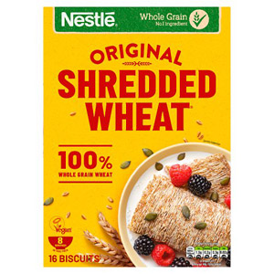 Shredded Wheat 16 Biscuits