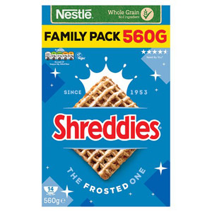 Nestle Frosted Shreddies