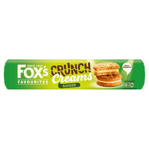 Foxs Ginger Crunch Creams