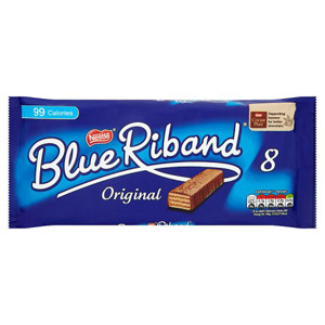 Nestle Blue Riband 8 Pack