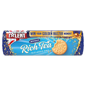 McVities Rich Tea Biscuits