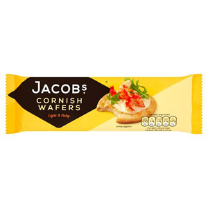 Jacobs Cornish Wafers