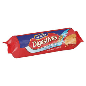 McVities Light Digestives