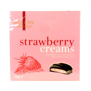 Beechs Strawberry Creams