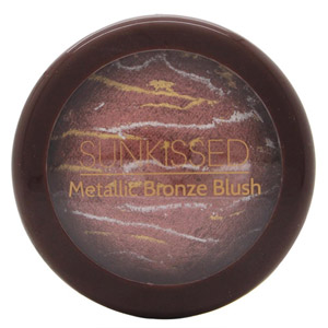 SUNkissed Metallic Bronze Blush 10g