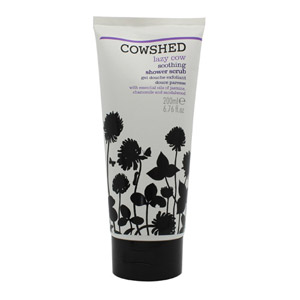 Cowshed Lazy Cow Soothing Shower Scrub 200ml