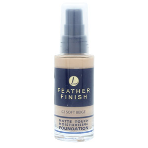 Lentheric Feather Finish Matte Touch Moisturising Foundation 30ml - Soft Beige 0