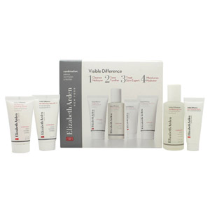 Elizabeth Arden Visible Difference Starter Kit Gift Set 30ml Exfoliating Cleanse