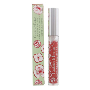 Crabtree & Evelyn Shimmer Lip Gloss 3.2g Apricot Orange
