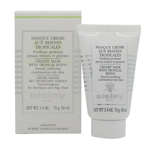 Sisley Masque Creme Aux Resines Tropicales 60ml