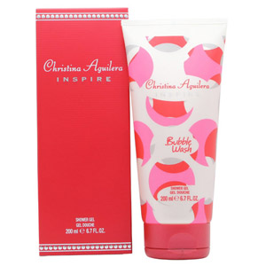 Christina Aguilera Inspire Shower Gel 200ml