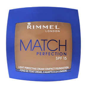 Rimmel Match Perfection Foundation Compact 7g - 402 Bronze